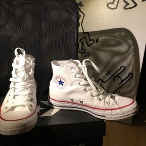 Converse Chuck Taylor All Star Hi Sneaker White